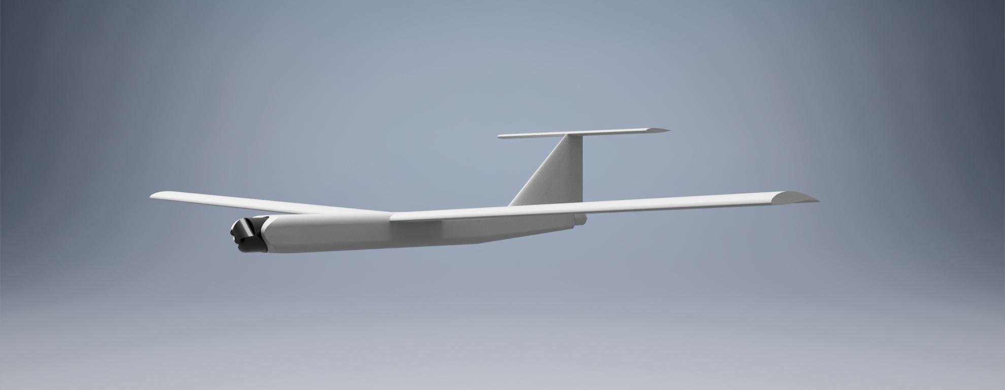 Eyercraft 2100 mini UAV details