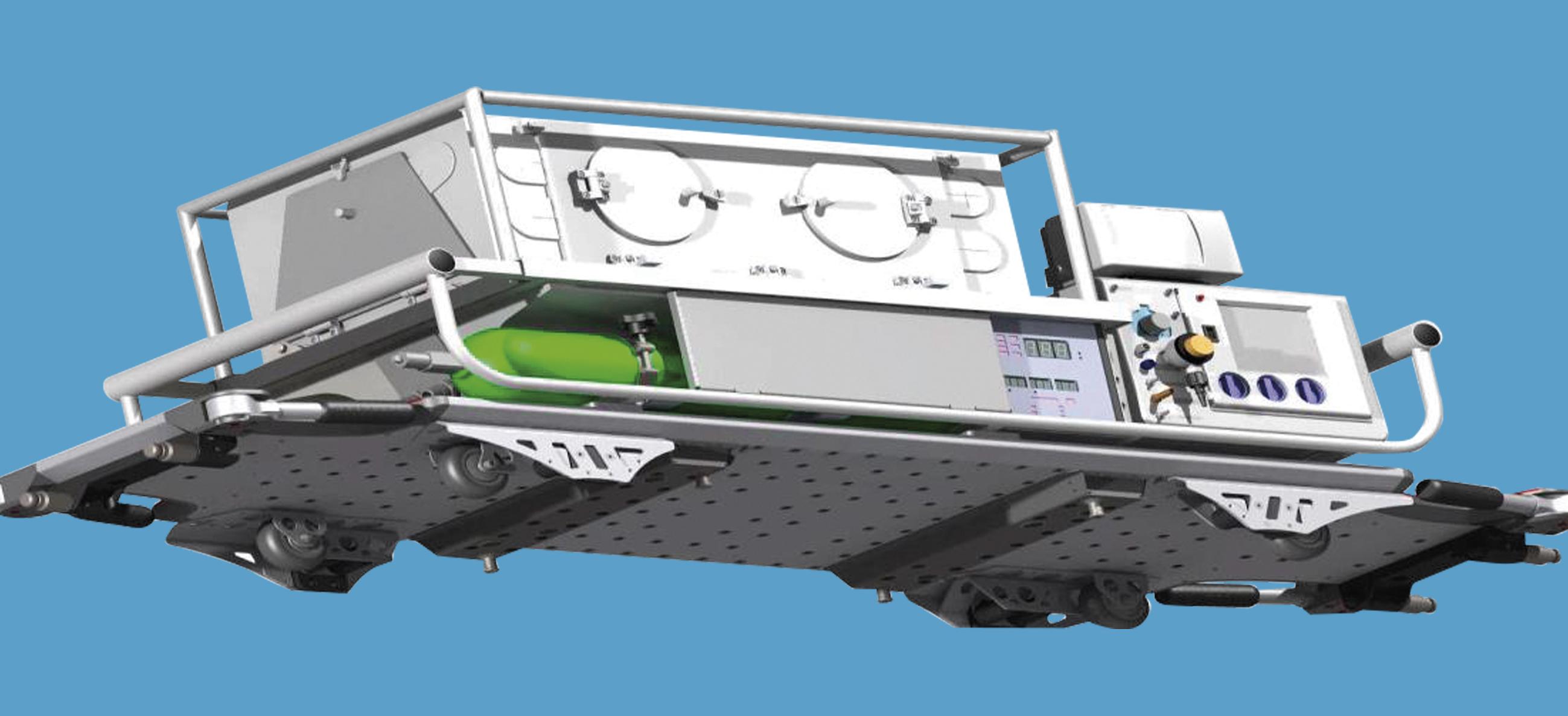 Incubator Installation Kit