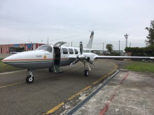 Structural repair of Piper Aerostar PA60-601P