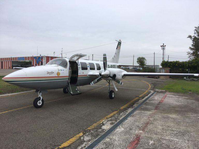 Structural repair of Piper Aerostar PA60-601P