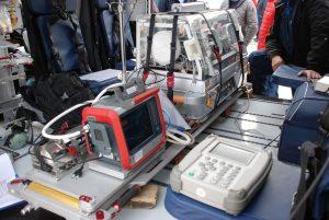 Boggi Aeronautics Incubator Support HEMS covid19