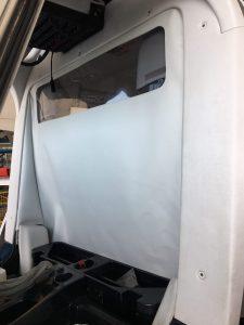 COVID-19 cabin crew divider cockpit divider soft barrier