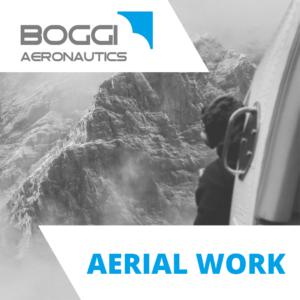 Boggi Aeronautics Missions Aerial Work