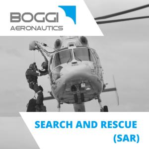 Boggi Aeronautics Missions SAR