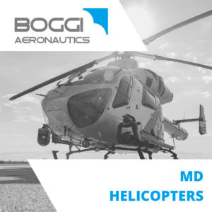 Boggi Aeronautics OEMs MD Helicopters