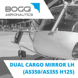 Boggi Aeronautics _ AS350 AS355 H125 dual cargo mirror LH MAIN