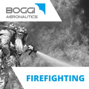 Boggi Aeronautics Missions Firefighting