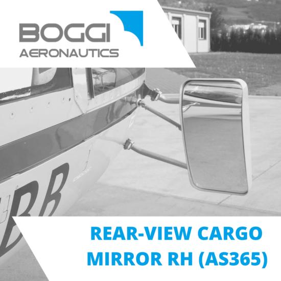 Boggi Aeronautics _ AS365 rear view cargo mirror Main page