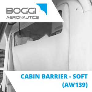 cabin barrier for helicopter Leonardo Helicopters AW139